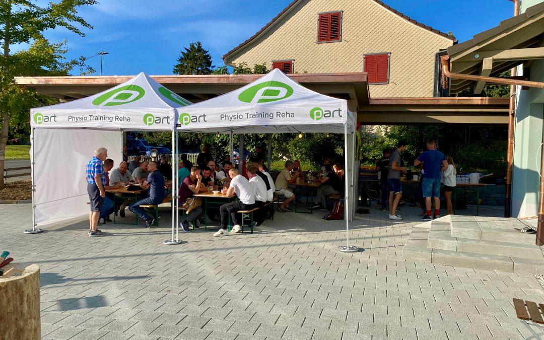 Aufrichtfest MFH St. in Altnau