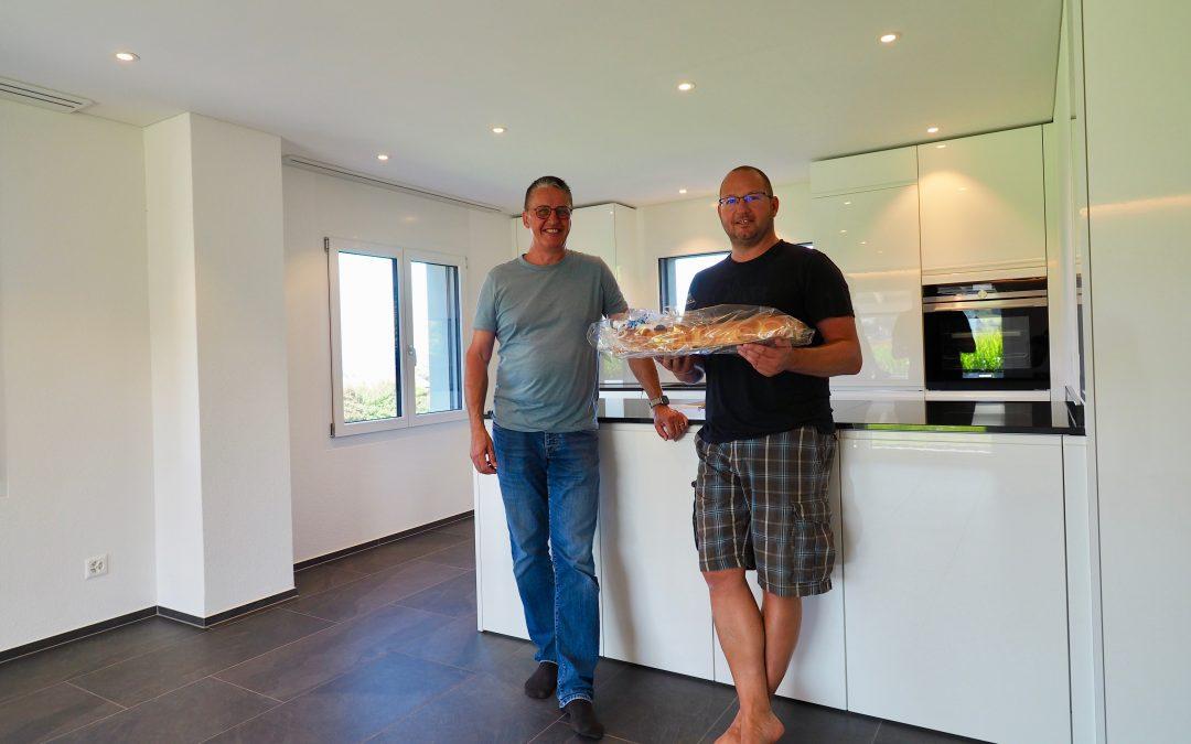 Umbau Einfamilienhaus W. in Altnau